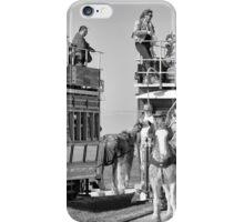 Granite Island Trams iPhone Case/Skin