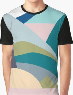 Deco Hills Graphic T-Shirt
