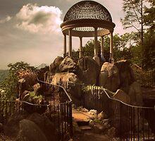 Hilltop Temple by Jessica Jenney