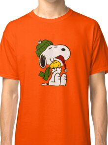 Snoopy Happy Classic T-Shirt