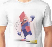 Bad Eraser Unisex T-Shirt