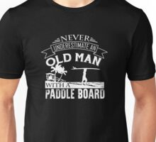 Paddle Board Shirt Unisex T-Shirt