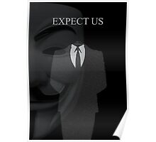 Expect Us Poster