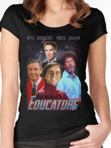 The Educators Women's Fitted Scoop T-Shirt