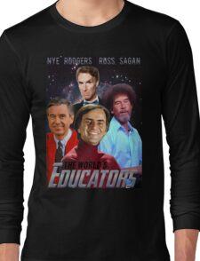 The Educators Long Sleeve T-Shirt