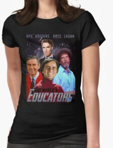 The Educators Womens Fitted T-Shirt