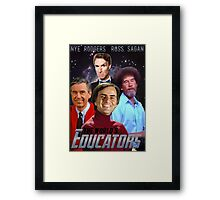 The Educators Framed Print
