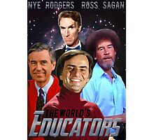 The Educators Photographic Print