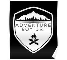 Adventure Boy Jr. Poster