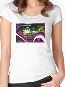 Melbourne Graff  Women's Fitted Scoop T-Shirt