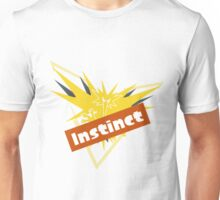 Pokemon GO Splatfest Team Instinct Unisex T-Shirt