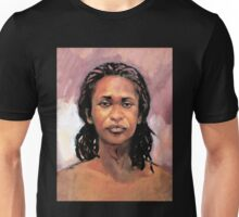 Portrait of Kuntamare Unisex T-Shirt