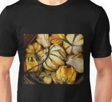 Gourds In A basket Unisex T-Shirt