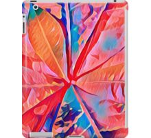 Rubber Plant Abstracted iPad Case/Skin
