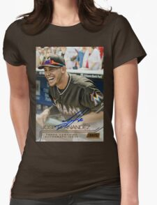 José Fernández Womens Fitted T-Shirt