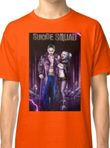 Harley Quinn & The Joker  Classic T-Shirt