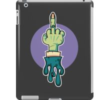 Awesome Zombie Hand iPad Case/Skin