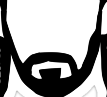 Thorin's Beard Sticker