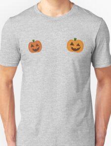Peek-a-BOO Pumpkins Unisex T-Shirt