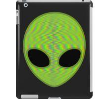 Rainbow Alien iPad Case/Skin