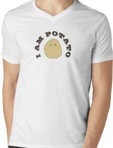 I am Potato Mens V-Neck T-Shirt