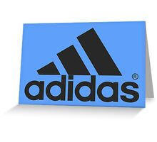 ADIDAS COLLECTIONS! Greeting Card