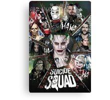 Suicide Squad  Canvas Print