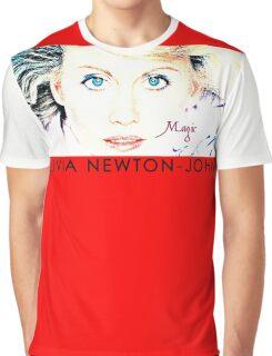 olivia newton john Graphic T-Shirt