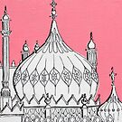 Pink Dome by Adam Regester