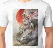 Princess Mononoke – Wolf Rider Unisex T-Shirt