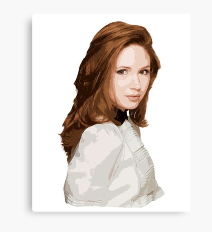 Queen Karen Canvas Print