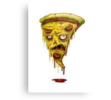 _zombie pizza Metal Print