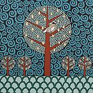 Partridge In A Pear Tree by Adam Regester