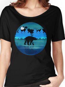 Alaska by Night Women's Relaxed Fit T-Shirt