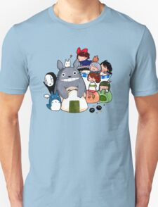 funny ghibli full colour Unisex T-Shirt