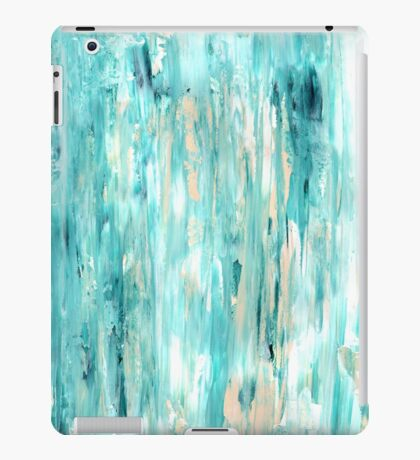 Abstract beach iPad Case/Skin