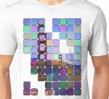Golden Gate Bridge Modern Art Unisex T-Shirt
