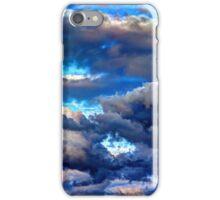 Heavy clouds #2 iPhone Case/Skin
