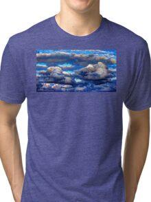 Heavy clouds #2 Tri-blend T-Shirt