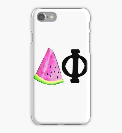 A Phi Watermelon iPhone Case/Skin