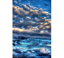 Heavy clouds #3 Photographic Print