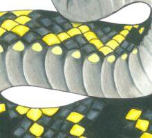 Broad-headed Snake Sticker