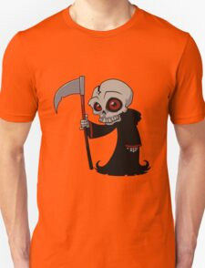 Cartoon Halloween Character - Death Unisex T-Shirt