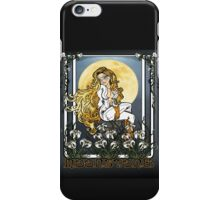 Moonstone Nouveau iPhone Case/Skin