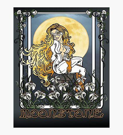 Moonstone Nouveau Photographic Print