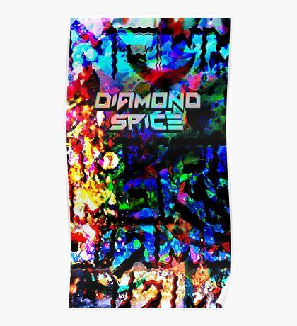 Diamond Destruction Poster