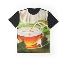 Filling Graphic T-Shirt