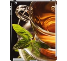 Mint Tea iPad Case/Skin
