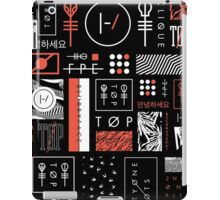 Icons For Teenagers iPad Case/Skin