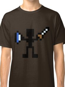 Pixel Super PSTW Action RPG Knight Classic T-Shirt